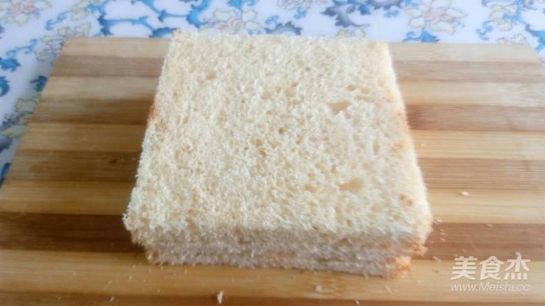 肉松火腿三明治的做法图解