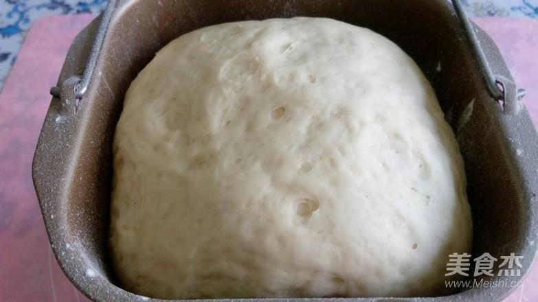 肉松面包卷的做法大全
