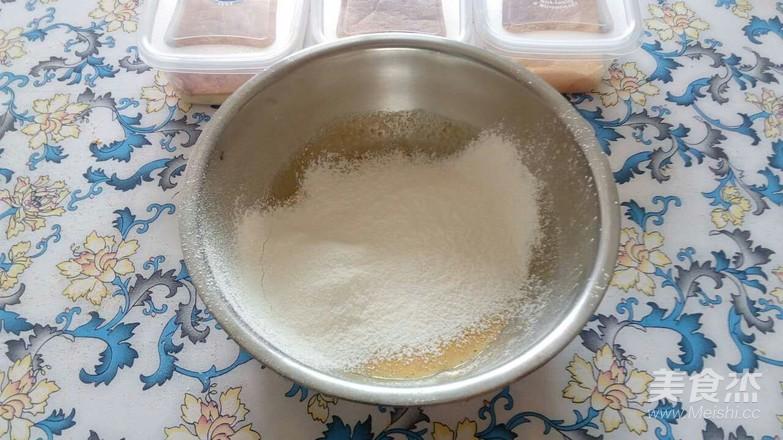 豆乳蛋糕的简单做法