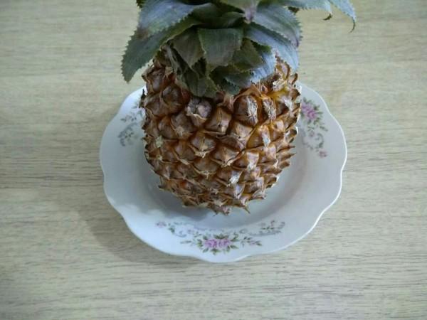冰糖菠萝罐头的做法大全