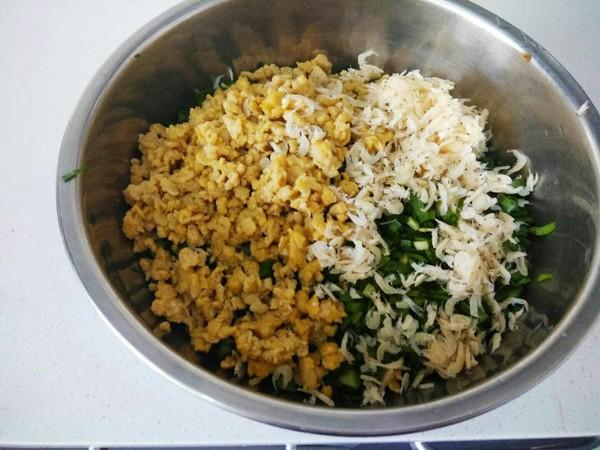 素三鲜水饺的家常做法
