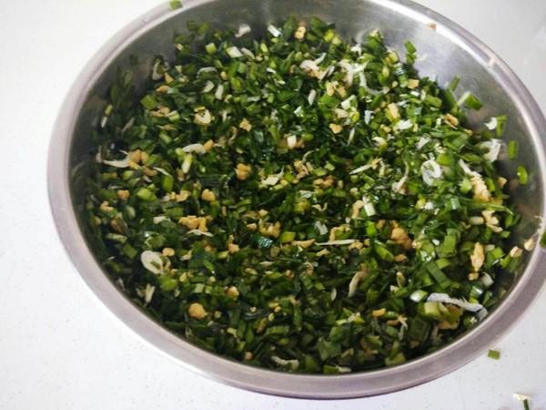 素三鲜水饺的简单做法
