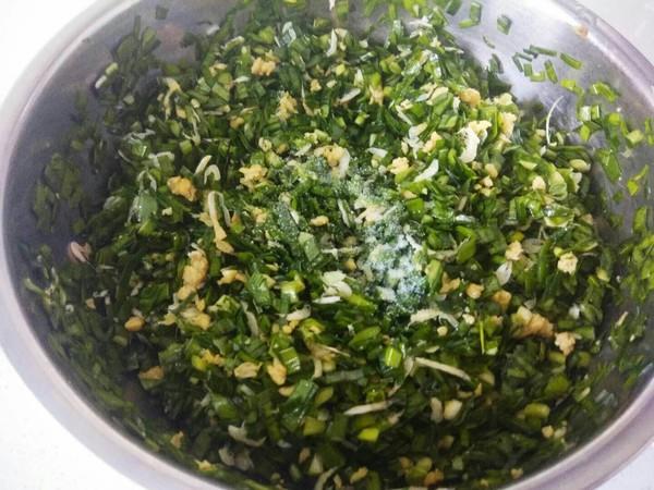 素三鲜水饺怎么吃
