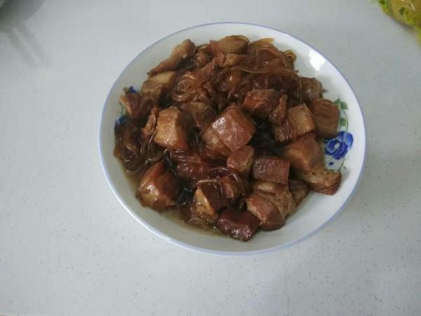 五花肉炖粉条怎么煮