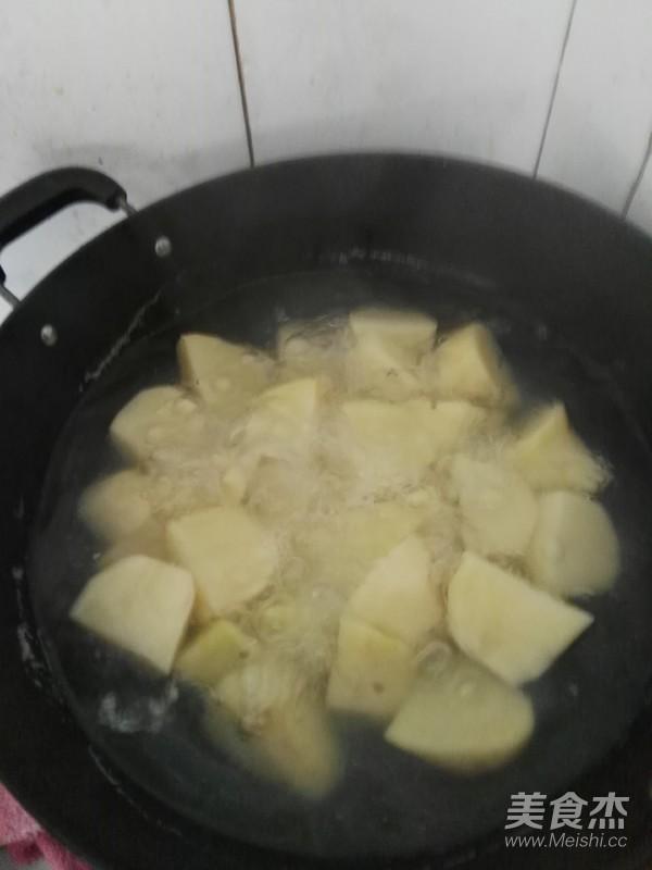 土豆炸饺子的做法大全