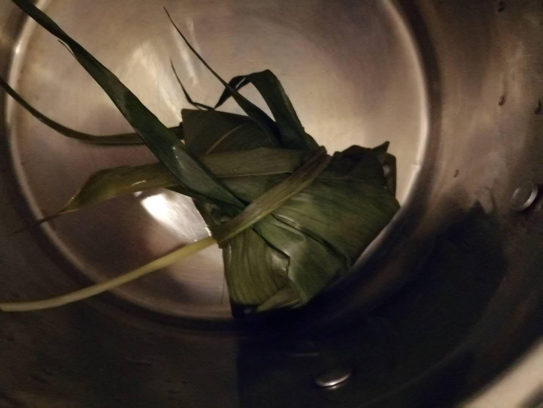糯米粽怎么吃