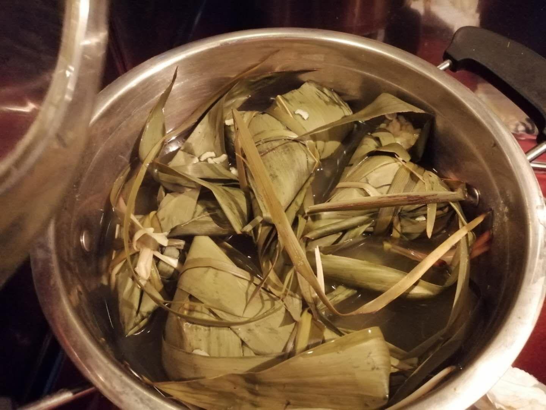 糯米粽怎么炒