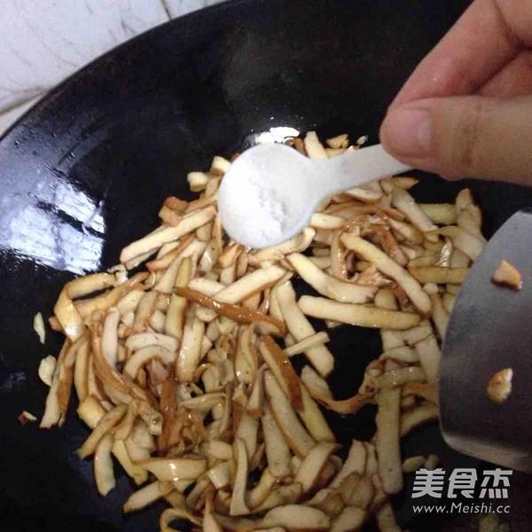 炒香干的简单做法